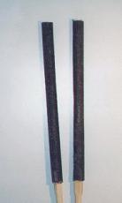 50 Stück Wachstuch-Fackeln 55 cm