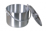 Hordentopf / Hopo aus Aluminium 12 Liter