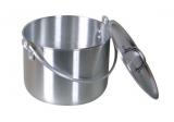 Hordentopf / Hopo aus Aluminium 8 Liter
