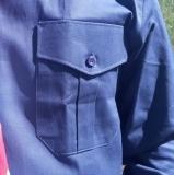 Pfadfinderhemd dunkelblau/marineblau