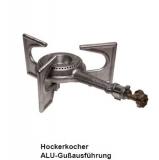 Hocker Kocher Alu Guss 4,2 KW