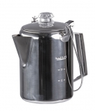 Kaffeekanne aus Edelstahl