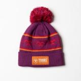 TUBBS POM Beanie purple